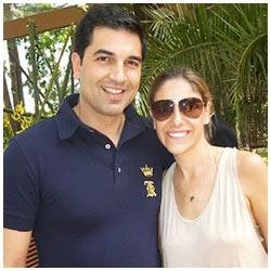 Edu Guedes – ex da apresentadora Eliana – vai ser pai