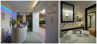 Acqua di Parma inaugura seu primeiro spa