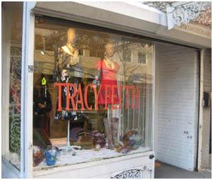 Nota sobre vestidinhos Tracy Feith