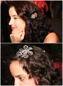 Tiara, item essencial das fashionistas
