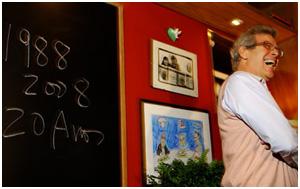 Festa 20 anos Bistrô Charlô