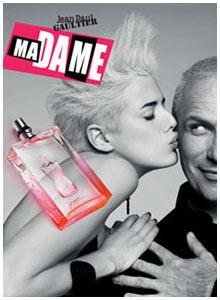 Ma Dame – novo perfume de Jean Paul Gaultier