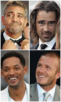 As mulheres britânicas preferem homens de barba