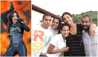 Ivete Sangalo termina namoro com Felipe Simão