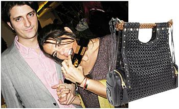Expert em bolsas: Gabriele Corto Moltedo e Daniella Helayel