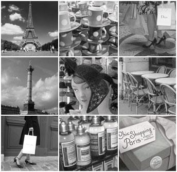 ChicShoppingParis.com leva às compras em Paris