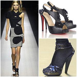 Sapatos: a paixão feminina
