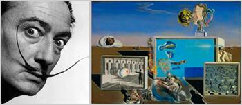 Salvador Dalí: telas e filme