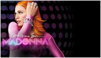 Madonna lança livro próprio: de fotos da ´Confessions Tour´