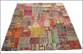 Tapete patchwork: muitas histórias