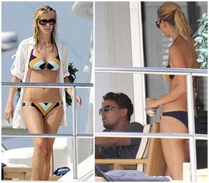 Bar Refaeli e Leonardo DiCaprio: será que acabou?
