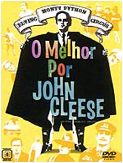 DVD Monty Python: o melhor do humor britânico