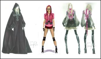 Figurinos da nova turnê de Madonna são revelados