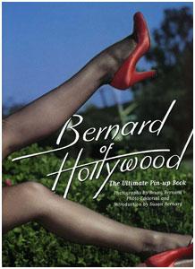 Bernard of Hollywood - The Ultimate Pin-up Book: livro com retratos de divas americanas
