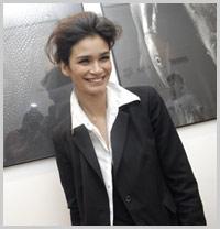 Carol Ribeiro na Calvin Klein
