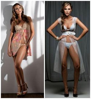 Taí a coleção de verão 2009 da Miss Victtoria