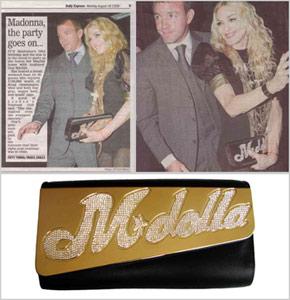Glamurama descobriu de onde é a bolsa que Madonna usou em Lo