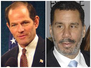 Novo governo: sai Eliot Spitzer entra David Peterson