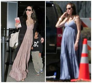 Angelina Jolie: os preferidos do guarda-roupa