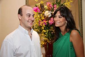 Jantar Mariana e Zeco Auriemo