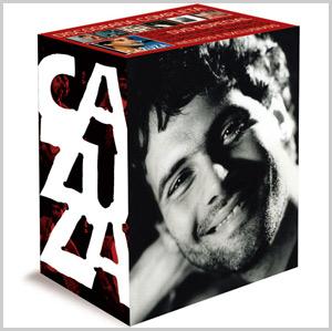 Caixa com os 6 CDs da carreira solo de Cazuza é lançada