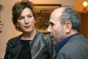 Jantar Lucila Furlan e Nico Faria