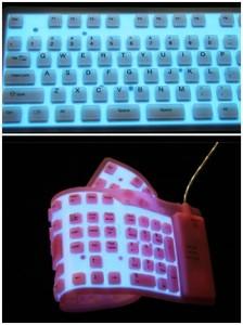 GadgetQue tal um teclado… Disco?