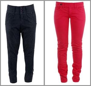 Quer se livrar dos jeans antigos?