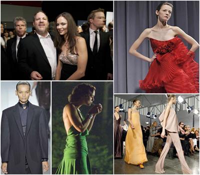 Por que este vestido vai levar o Oscar