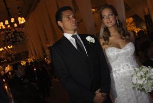 Casamento Schynaider e Mario Bernardo Garnero