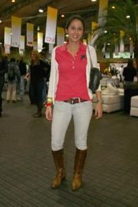 Estilo no Athina Onassis International Horse Show