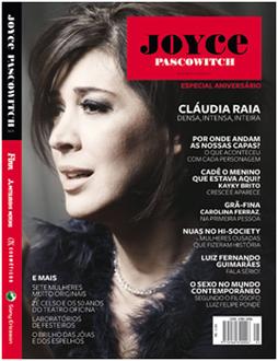 Revista Joyce Pascowitch: no topo do segmento de luxo