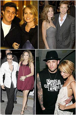 Angélica, Huck, Angelina, Brad, Jennifer, Marc, Nicole e Joel: qual é o seu preço?