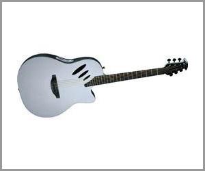 Guitarra traz gravador e player de MP3 em seu interior