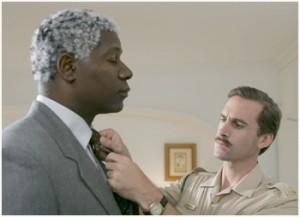 Chega ao Brasil DVD com filme de Nelson Mandela