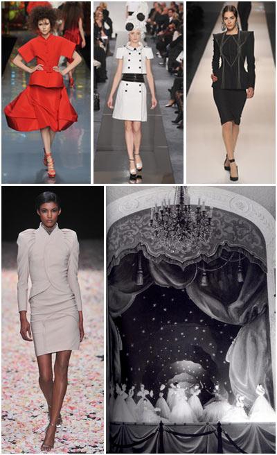 Balanço da temporada de moda 2009