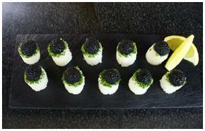 Sushi chique