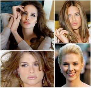 Saiba como ter os lábios de Angelina Jolie…