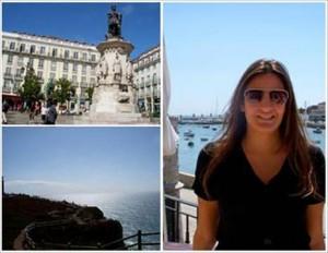 Camila Fasano conta sua viagem a Portugal