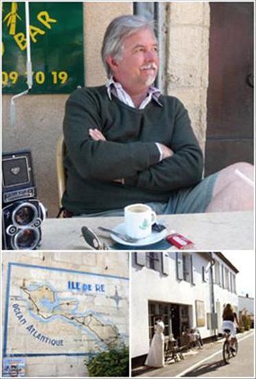 JR. Duran e sua estadia na Ile de Ré