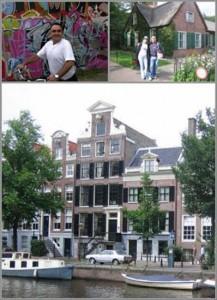 Amsterdam por Vic Meirelles