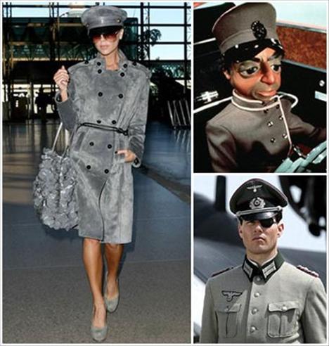 Victoria Beckham, o personagem Mr. Parker e Tom Cruise na pele do Coronel Claus von Stauffenberg: qualquer semelhança não é mera coincidência