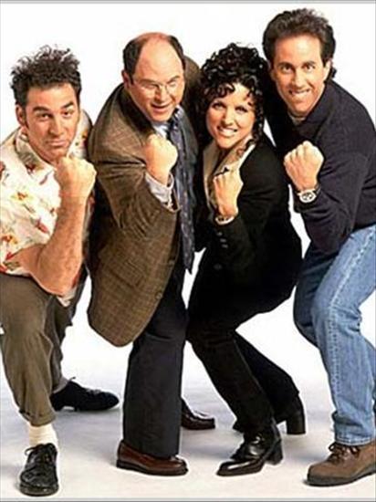 A trupe de Seinfeld: reencontro