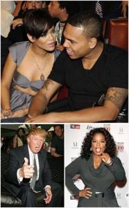 Famosos não cansam de palpitar no caso Rihanna e Chris Brown