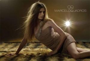 Marcelo Quadros lança nova coleção de vestidos