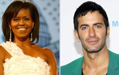 Michelle Obama e Marc Jacobs: homenageados do Council of Fashion Designers of America
