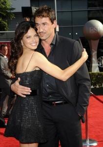 Marido de Adriana Lima envolvido em confusão.