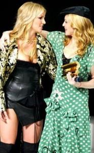 Madonna não subirá com Britney no palco