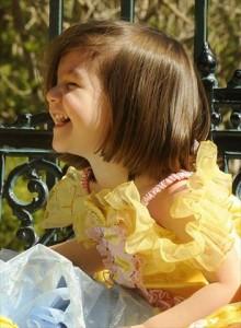 Suri Cruise ganha marca de roupas infantis