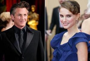 Sean Penn e Natalie Portman jantam juntos em Los Angeles